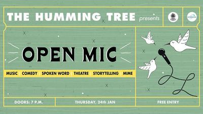 Floh Weekday Stressbuster : Open Mic!