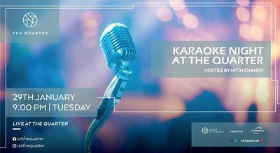 Floh Weekday Stressbuster : Karaoke Night!