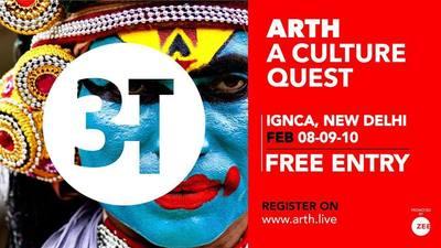 Floh Sunday : Arth - A Culture Quest