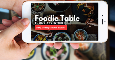 Floh Weekday Stressbuster: The Foodie Table!