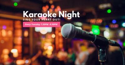 Floh Weekday Stressbuster: Karaoke Night!