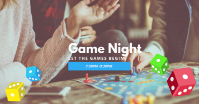 Floh Weekday Stressbuster: Board-game Night!