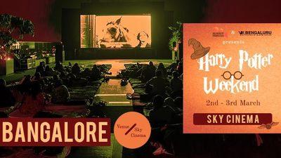 Floh Open Air Cinema: Harry Potter & The Philosopher's Stone