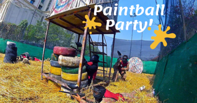 The Paintball Party