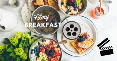 Floh Sunday: A Filmy Breakfast