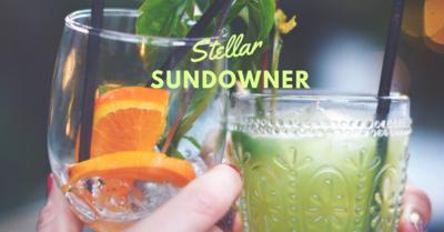 The Stellar Sundowner