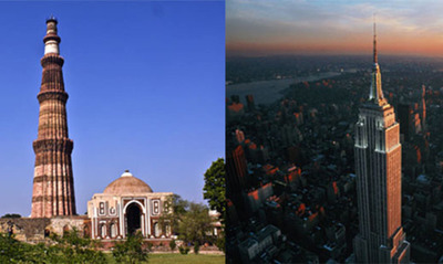From New Delhi to New York