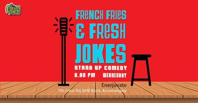French Fries & Fresh Jokes