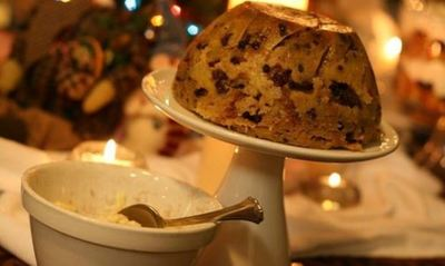 Have your Christmas Pudding and eat it too!