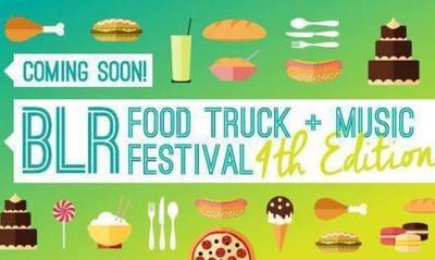 The BLR Food Truck & Music Festival!
