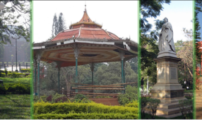 Cantonment Tales At Cubbon Park