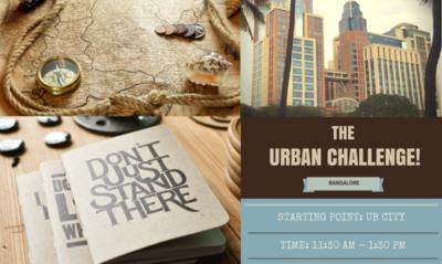 The Urban Challenge!