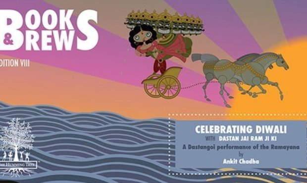 Pop-up: Ramayan With a Twist!