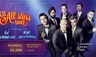 Floh Pop-Up: East India Comedy All Stars Tour!