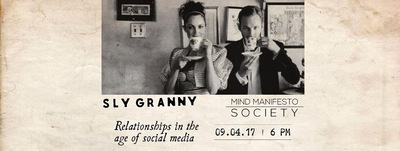 Relationships In The Age of Social Media - Discussion At Sly Granny