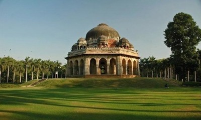 A Walk to Remember in Lodi Gardens