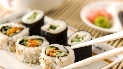 Let's Roll Sushi!