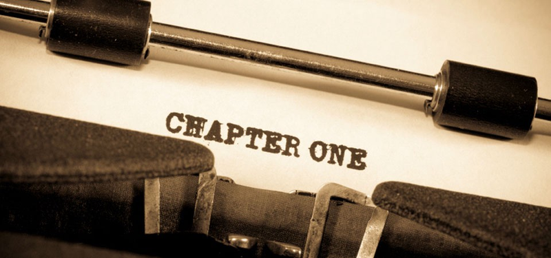 A Book: Chapter One