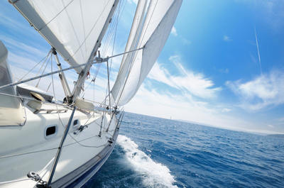 The Ultimate Luxury Sail!