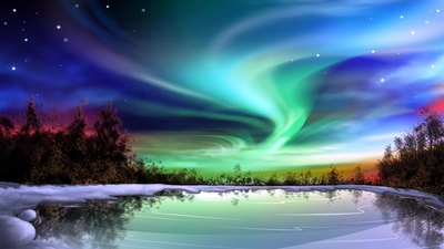 Tales from Norway and The Northern Lights!