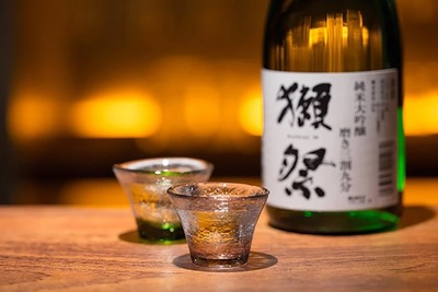 Masterclass With Sake!
