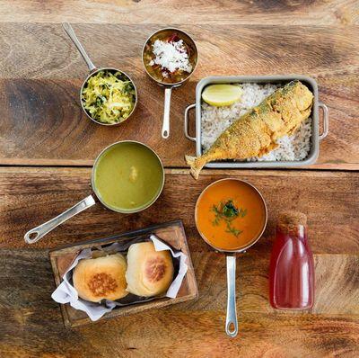 A Goan Lunch!
