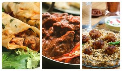 Iftar Food Walk!