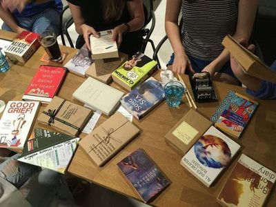 The Ultimate Book Exchange!
