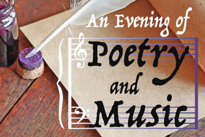 Poetry. Music. Tea