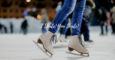 We're Going Ice Skating!
