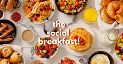 The Long Weekend Social Breakfast!