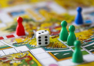 Floh Pop Up: Board Game Night!