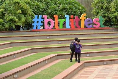 Floh Pop Up : Bangalore Lit Fest!