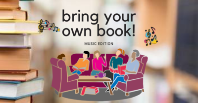 Floh Bibliophiles: Bring Your Own Book!