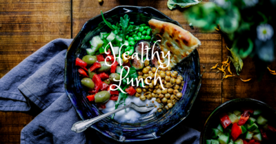 Floh Foodies : The Healthy Lunch